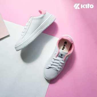 Kito รองเท้าผ้าใบ BE1 สีชมพู Size 36-40-