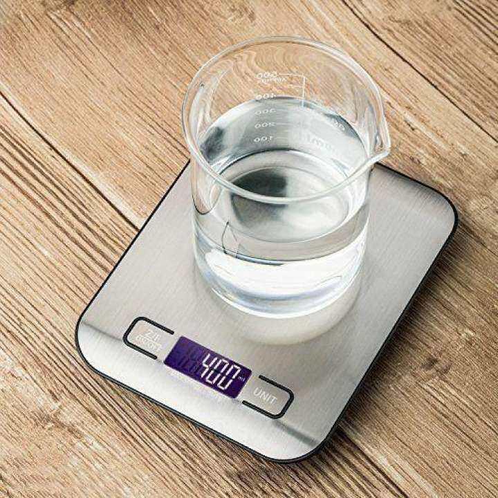 ตาชั่งดิจิตอล LIVEDIC สูงสุด 5kg (ละเอียด1กรัม) เครื่องชั่งดิจิตอล เครื่องชั่งในครัว เครื่องชั่งอาหาร เครื่องชั่งขนม ตาชั่งดิจิตอล แบบพกพา เครื่องชั่ง ตาชั่ง ที่ชั่งอาหาร ตราชั่งดิจิตอล Kitchen Scale Digital Scale