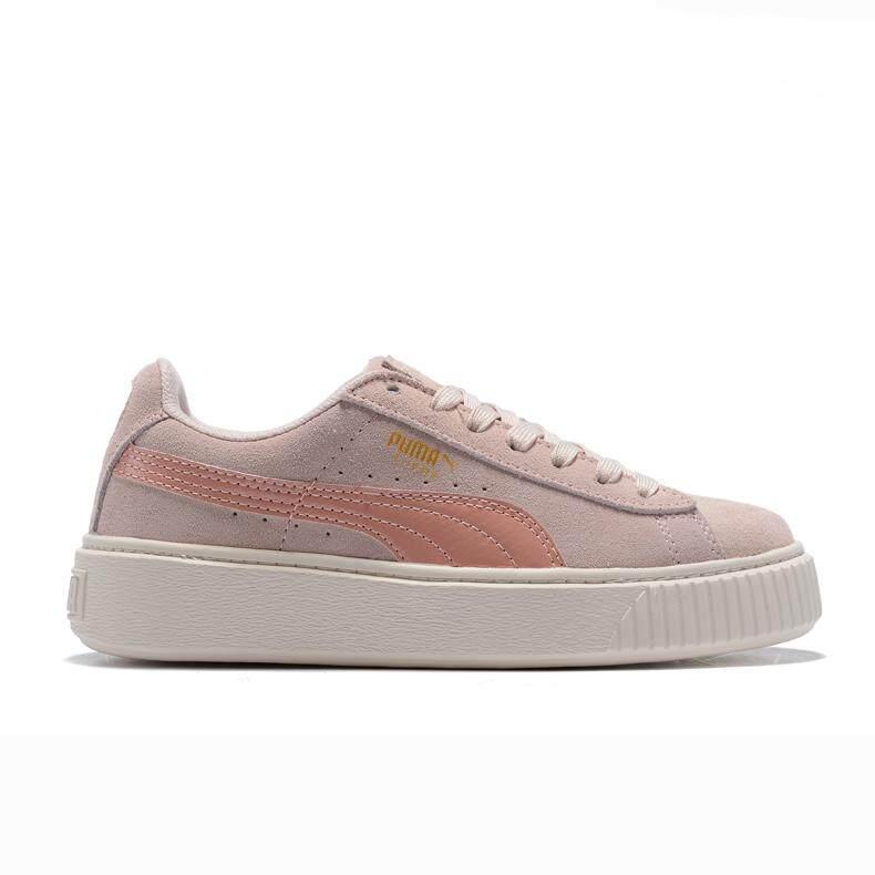PUMA Basket Platform Rihanna Women's Sneakers Skateboard Shoes