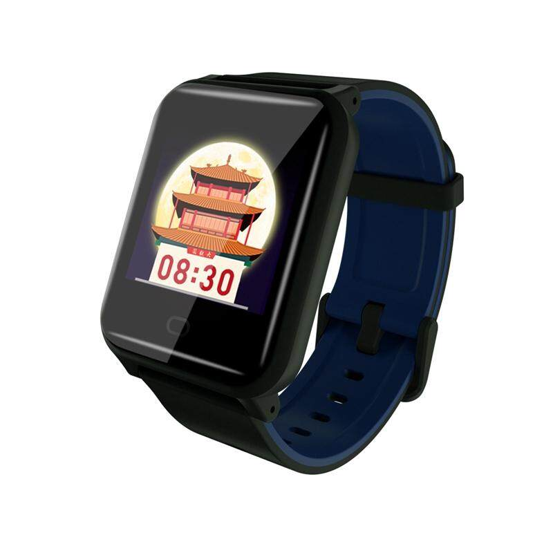 B11 Smart Watch Fitness Sports Bracelet Heart Rate Blood Pressure Blood Oxygen Monitoring Phone Information Reminder Smart Band Có Giá Siêu Tốt