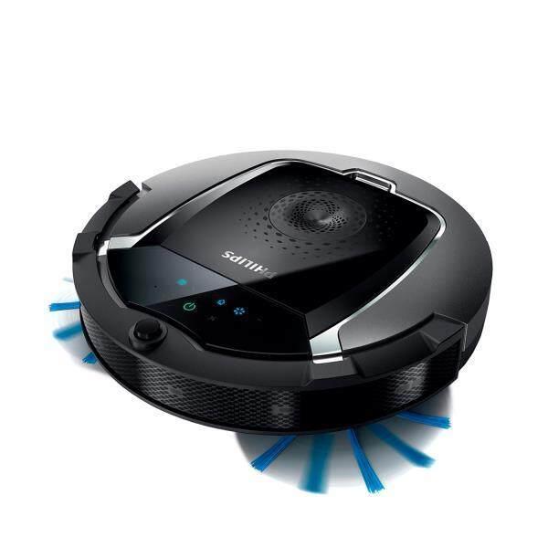 Philips  เครื่องดูดฝุ่น Robot หุ่นยนต์ดูดฝุ่นอัจฉริยะ รุ่น FC882 ให้ Robotic เป็นผู้ดูแลความสะอาดบ้านคุณ/THAIMART ไทยมาร์ท