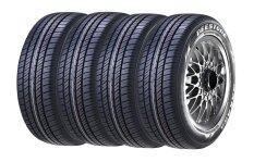 ขาย Deetone ยางรถยนต์ รุ่น Nakara201 185 65R14 4 เส้น Black ไทย