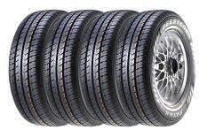 ซื้อ Deetone ยางรถยนต์ รุ่น Payak402 205 70R15 4 เส้น Black ไทย