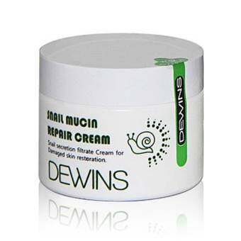 Dewins Snail Mucin Repair Cream 1 กระปุก