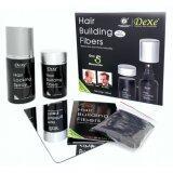 ขาย Dexe Hair Building Fiber Set ไฟเบอร์เพิ่มผม แก้ผมบาง Hair Building Fiber Locking Spray สีดำ ออนไลน์ ใน ไทย
