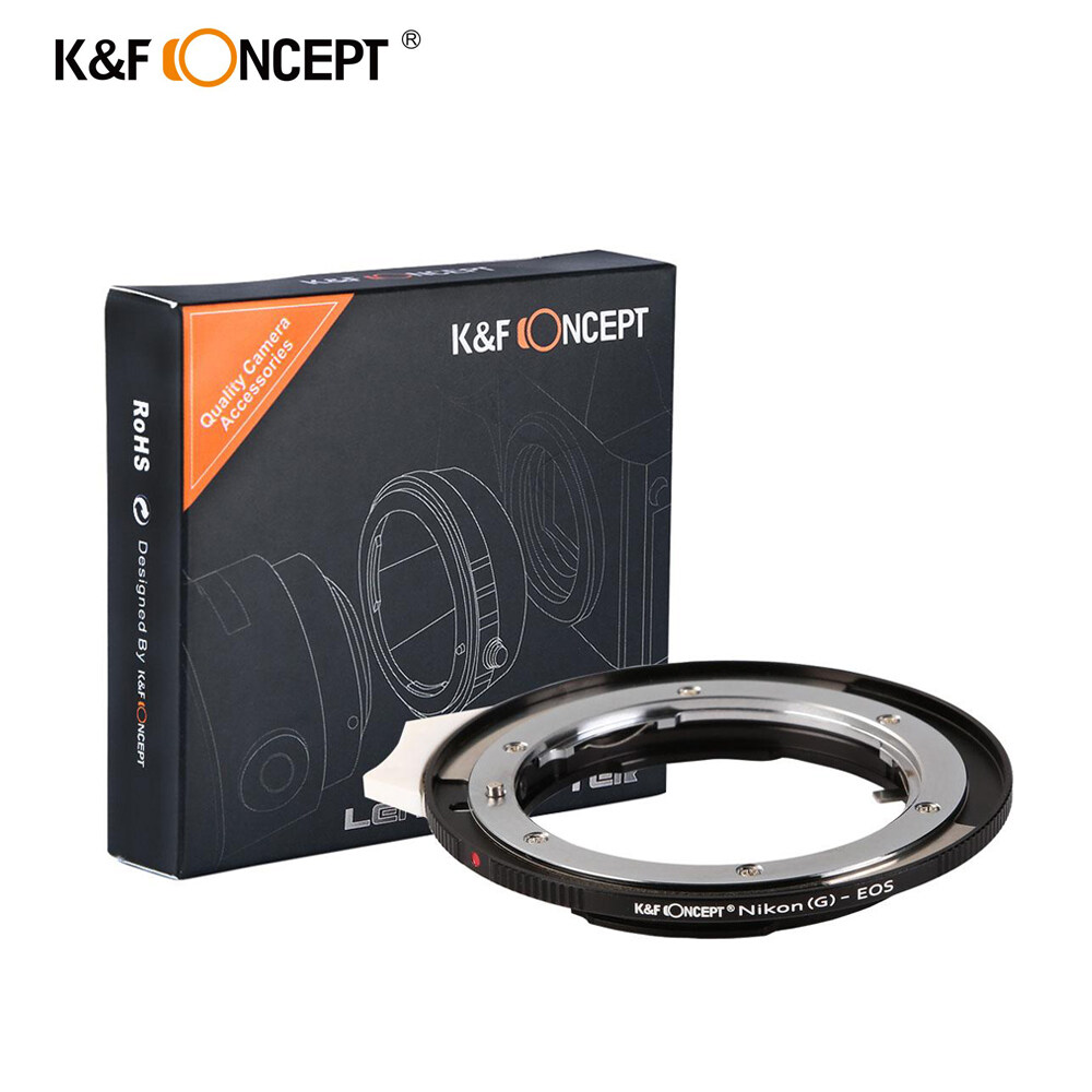 K&f Concept High Precision Lens Adapter Kf06.131 For Nikon G-Eos.
