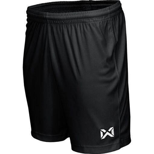 Warrix กางเกงฟุตบอล Wp-1509 Aw สีดำ ผ้านุ่มไม่บาง By Infinity Sport.