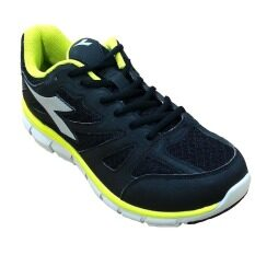 ราคา Diadora รองเท้าวิ่ง Running Shoes Df 16C8 Black