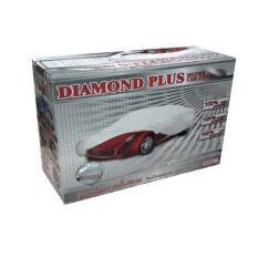 Diamond Plus ผ้าคลุมรถ Silver ไซส์ Bxl สำหรับกระบะไม่มีหลังคา กระบะตอนเดียว กระบะมีแคป กระบะ4ประตู ถูก