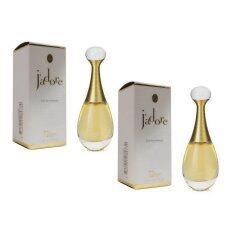 ราคา ราคาถูกที่สุด Dior Jadore Edp 5 Ml X 2 กล่อง