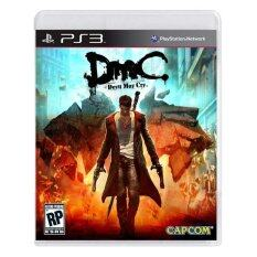 DmC: Devil May Cry [PS3]