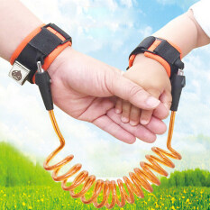 ราคา Dnw Child Anti Lost Band Baby Safety Harness Anti Lost Strap Wrist Leash Walking Hand Belt ถูก