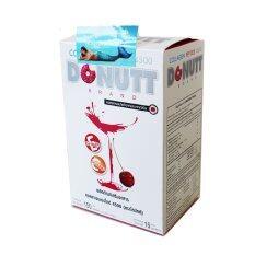ซื้อ Donut Collagen Peptide 4500Mg 15ซอง กล่อง Donut