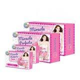 ส่วนลด สินค้า Donut Miracle Perfecta Srim 2 ชุด ชุดละ 30 10 เม็ด