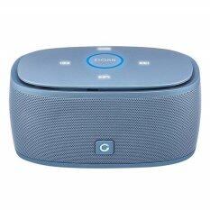 ราคา Doss ลำโพงบลูทูธ Bluetooth Speaker รุ่น Ds 1190 สีฟ้า เป็นต้นฉบับ Doss