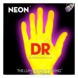Dr Strings Neon Hi Def Yellow Electric Guitar Strings รุ่น Nye 10 Yellow เป็นต้นฉบับ