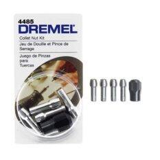 ราคา Dremel ชุดปากจับ 4ขนาดพร้อมตัวล็อคหัว รุ่น 4485 Grey Dremel ออนไลน์