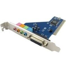 DTECH sound card PCI sound card desktop sound card 3D