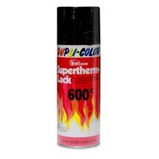 ราคา Dupli Colorสีดำทนความร้อน600องศา ขนาด400 Ml เป็นต้นฉบับ