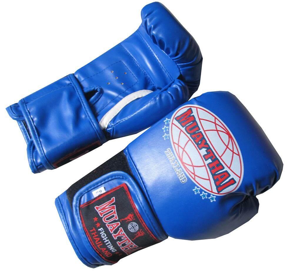 Good Leather Muay Thai Fighting Thailand Size No.6. To Be A Champion In Thai Boxing. นักมวมวยไทยที่โดดเด่น ที่ฝึกซ้อมหนักก็คว้ารางวัลด้วยนวมดีๆมีมาตฐาน. By Good Leather