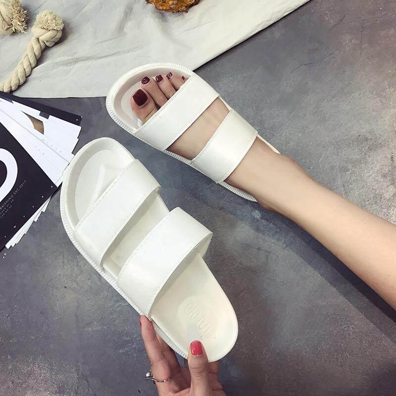 ส่งจากไทยพร้อมส่งtobo-แท้!! รองเท้าแตะ (สีขาว&สีดำ)ถูกที่สุดในlazada จร้าา(16808).