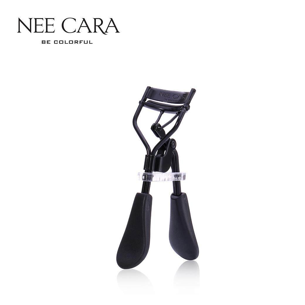 นีคารา ดัดขนตา ที่ดัดขนตา Neecara อุปกรณ์แต่งหน้า Nee Cara Eyelash Curler(n543).