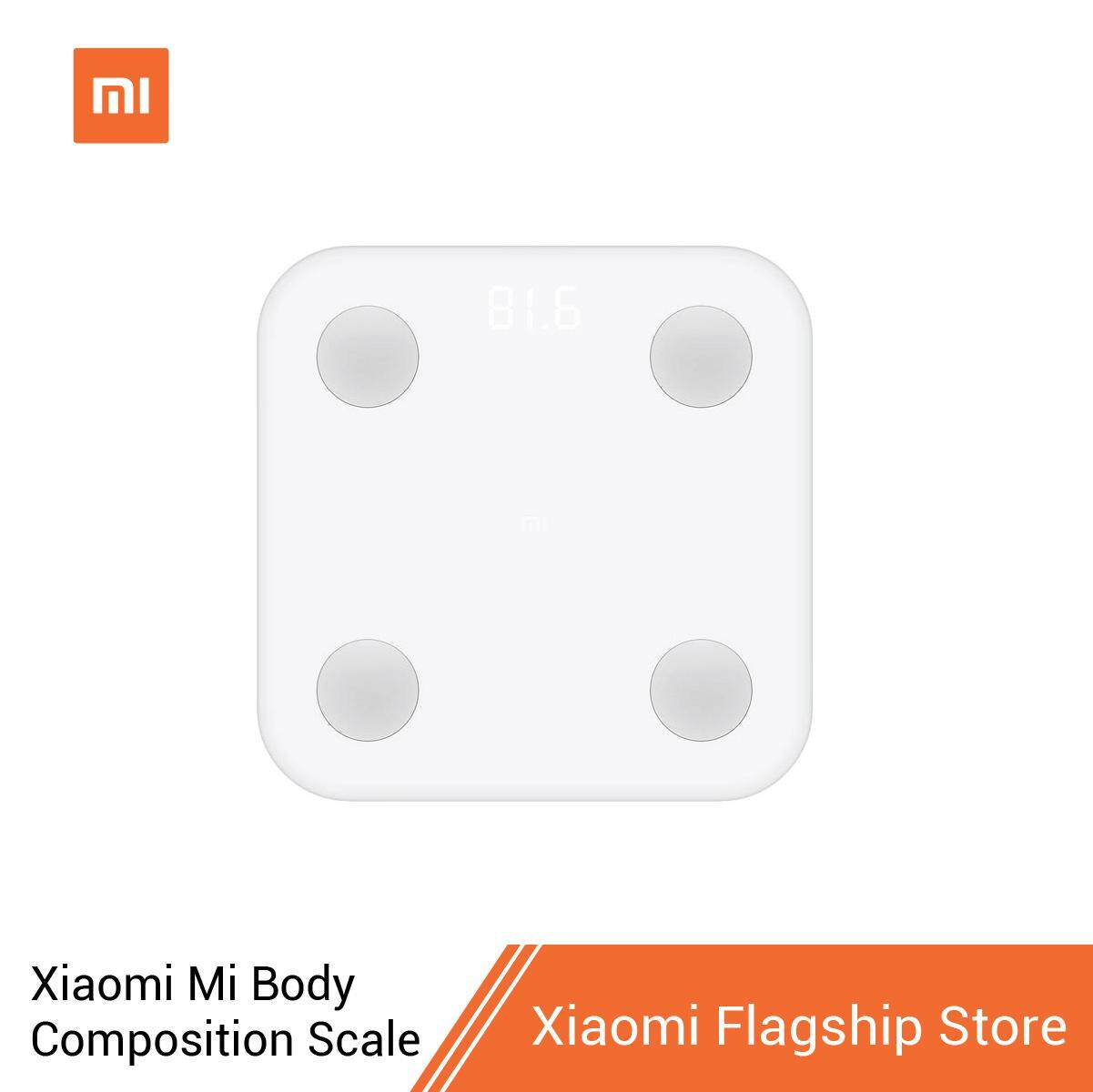 Mi Body Composition Scale By Xiaomi Retail.
