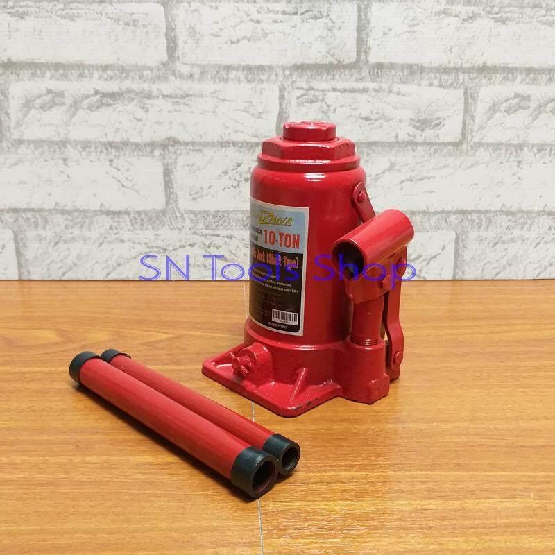 แม่แรงกระปุก 10 ตัน Hydraulic Jack 10 Ton By Sn Tools Shop.