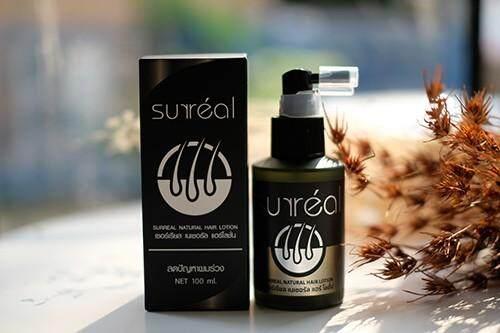 Surreal Natural Hair Lotion ผลิตภัณท์ปลูกผม ขนาด100ml Zb-9glq By Cem Shop.