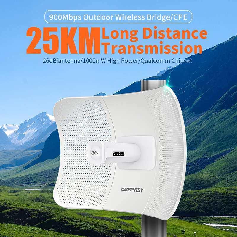 Comfast Outdoor Hi-Power Wifi Cf-E319a.