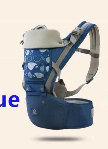 เป้อุ้มเด็ก Aiebao สีน้ำเงิน