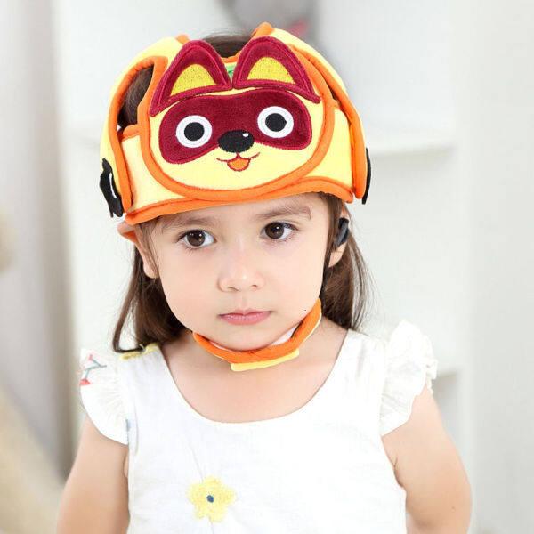 Giá bán Mũ Bảo Vệ Trẻ Sơ Sinh Mũ Chuồn Va Chạm Mũ Bảo Hiểm Trẻ Em QVN5