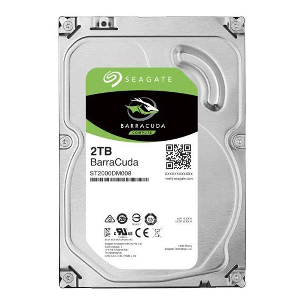 Hd 2.0tb Seagate Sata-Iii 256mb (st2000dm008) Barracuda By Jib Computer Group.