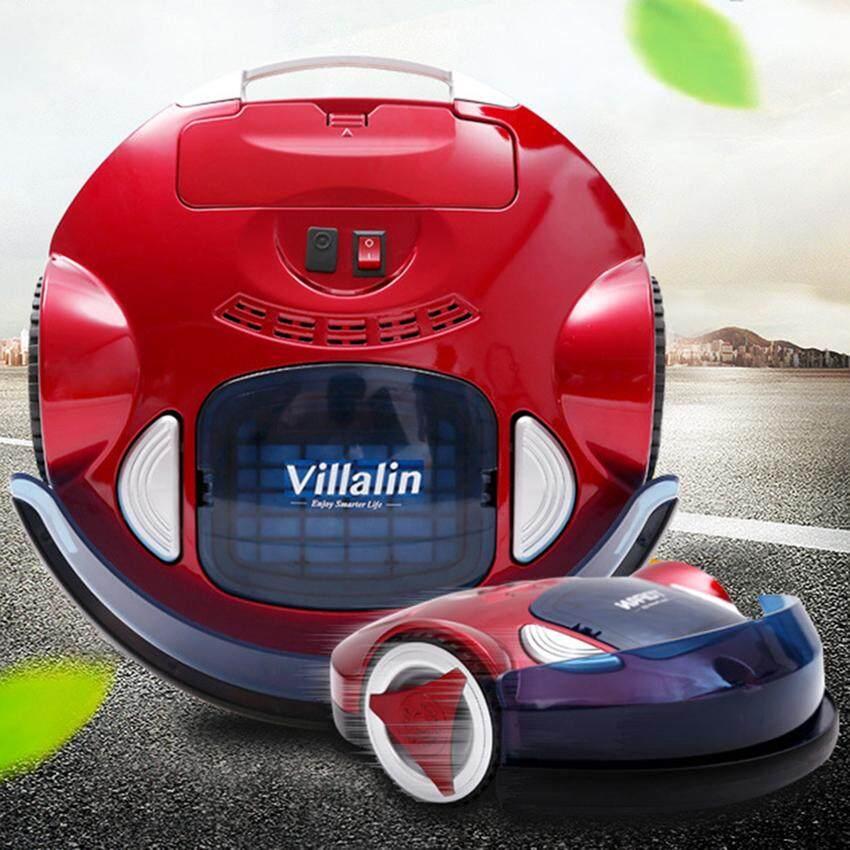 หาซื้อ  Robot Vacuum Cleaner หุ่นยนต์ดูดฝุ่นอัจฉริยะ รุ่น TP-AVC702 (สีแดง) ดีที่สุด