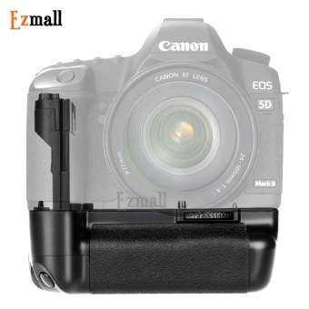 แบ็ตเตอรี่กริ๊ป(Battery Grip) สำหรับกล้อง DSLR Canon 5D Mark II / 5D2 เทียบเท่า Canon BG-E6-