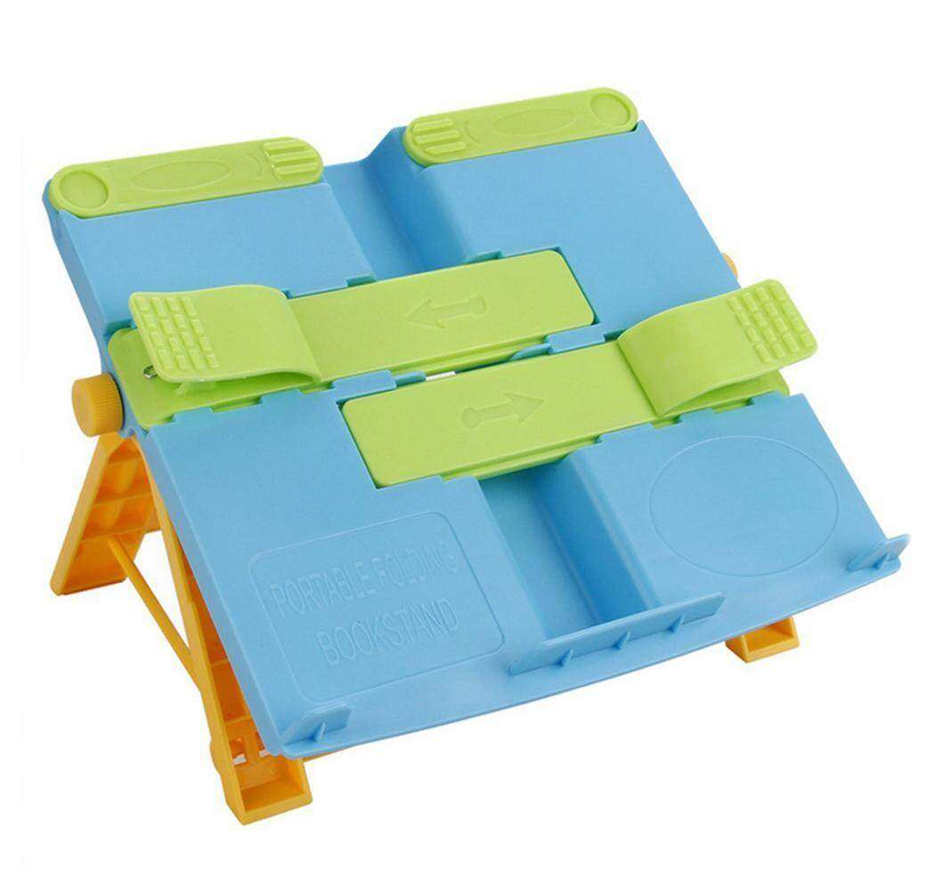 Multifunctional Portable Folding Bookstand Adjustable Reading Stands Tablet Holders By Benefitwen.