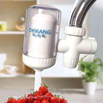 Drink Cooking Water Purifier เครื่องกรองน้ำใช้ติดหัวก๊อก ไส้กรองเซรามิค-