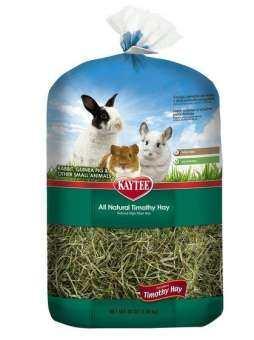 24oz. (680 g) - Kaytee Timothy Hay - หญ้าเคที่ ทิโมที มินิ เบลล์ หญ้าไฟเบอร์สูง-
