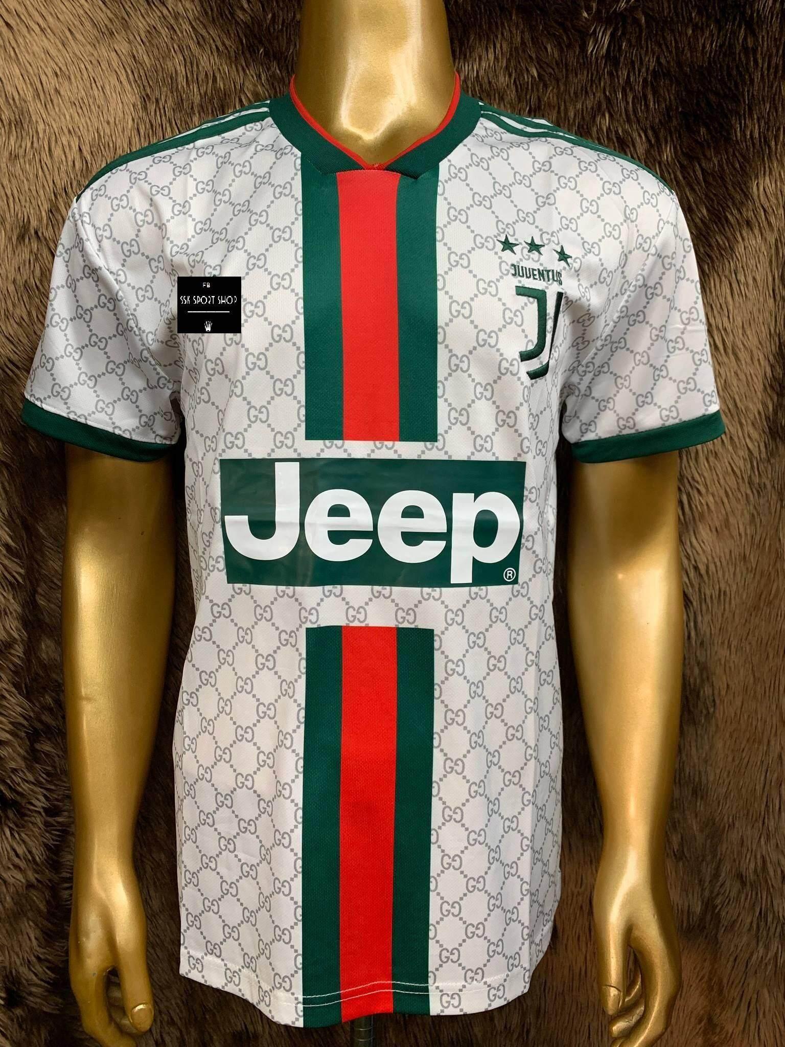 hot sale online a1f3c de477 เสื้อยูเวนตุส Gucci 2019 Juventus Football Club By Ssk Sport Shop