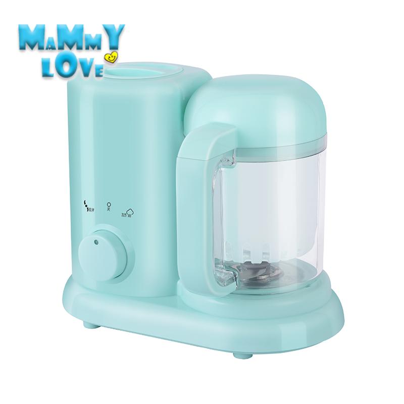 Mammy Love Baby Food Blender เครื่องปั่นอาหารเด็กทารก สารพัดประโยชน์ จะนึ่ง ต้ม ปั่นละเอียดได้หมด จบที่เครื่องเดียว เครื่องปั่นทำอาหารเสริม ข้าวให้ลูกน้อยกิน.