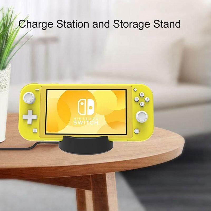 Bảng giá Portable Charging Dock Station with 2 Ports USB Charger Stand for Nintendo Switch Lite Game Console and Game Controller Phong Vũ