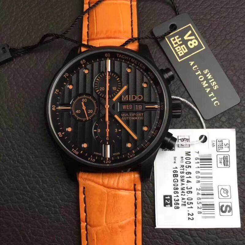 MIDO_Watch Swiss Automatic quality watches, mechanical watches for authentic men, waterproof watches Malaysia