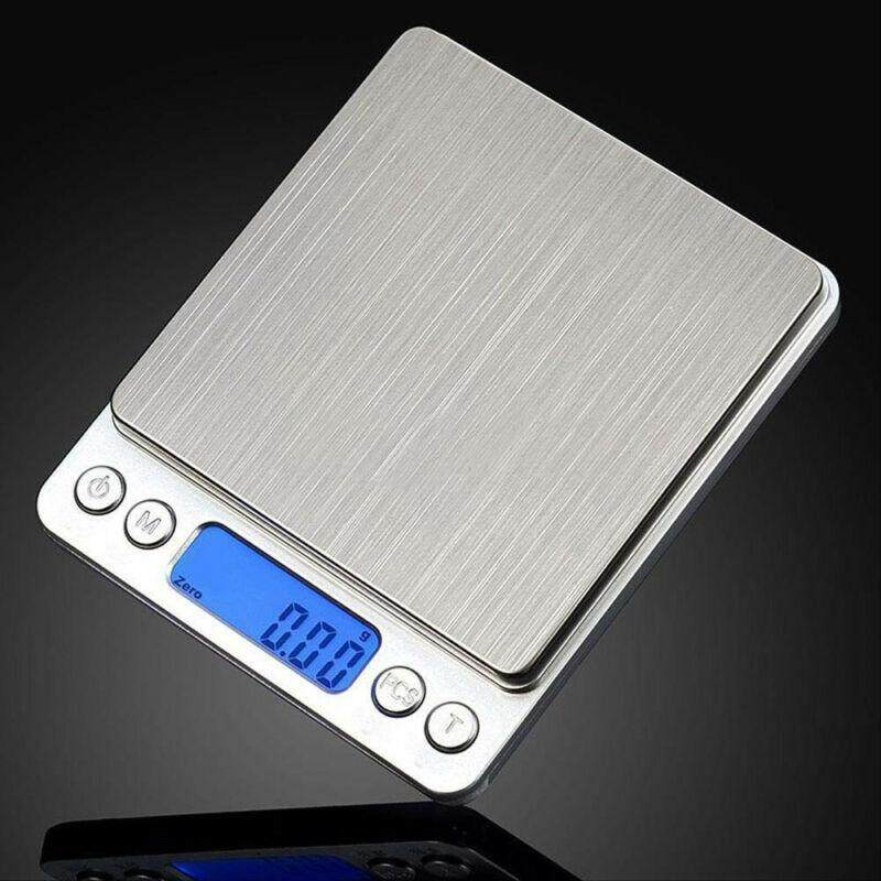 Food Diet Weight Scale เครื่องชั่งน้ำหนัก ความละเอียดสูง ชั่งได้สูงสุด 2 กิโลกรัม เครื่องชั่งน้ำหนักอาหาร เครื่องชั่งน้ำหนักดิจิตอล ตาชั่ง เครื่องชั่งดิจตอล กิโลดิจิตอล เครื่องชั่ง เครื่องชั่งอาหาร อัญมณี