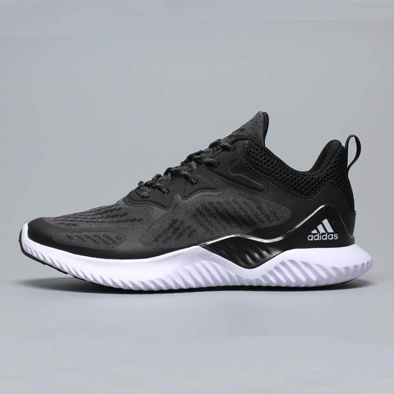 อาดิดาส รองเท้าวิ่งผู้ชาย รองเท้าผ้าใบกีฬา Adidas Bounce Alphabounce Mens Running Shoes Sports Sneakers รองเท้าวิ่งadidasผู้ชาย Very Good Quality.