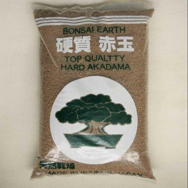 ดินญี่ปุ่น Akadama 1 Kg L.