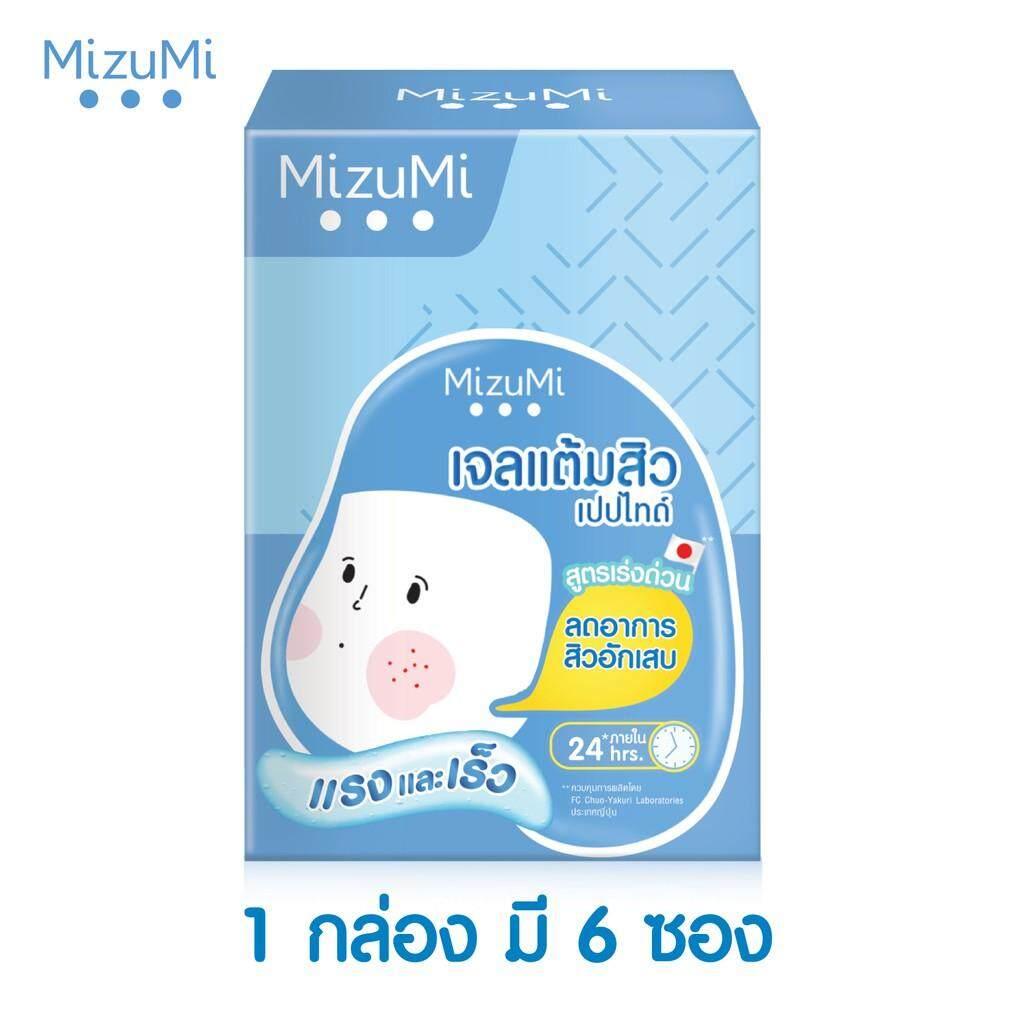 MizuMi Peptide Acne Gel มิซึมิ แปปไทด์ แอคเน่ เจล