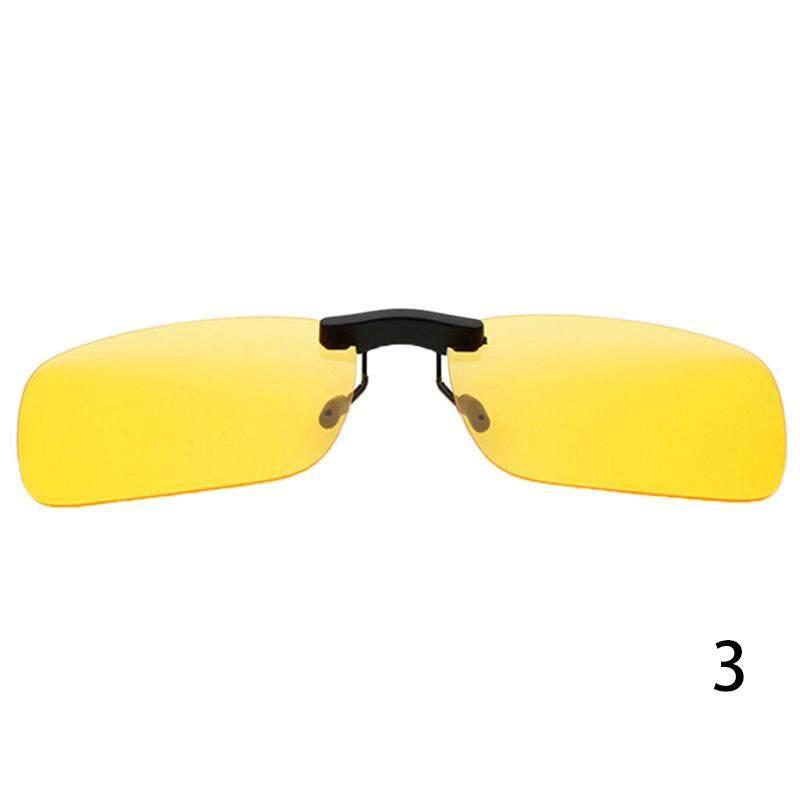 Men's Accessories Polarized Clip On Driving Glasses