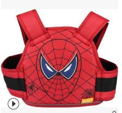 เข็มขัดนิรภัย สำหรับเด็กโดยสารรถจักรยานยนต์ ปรับสายได้ สไปเดอร์แมน Spiderman เข็มขัด นิรภัย  จักรยานยนต์ มอเตอร์ไซด์