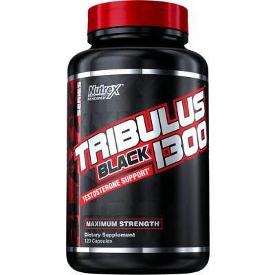 NUTREX TRIBULUS BLACK 1300 120 CAPSULES