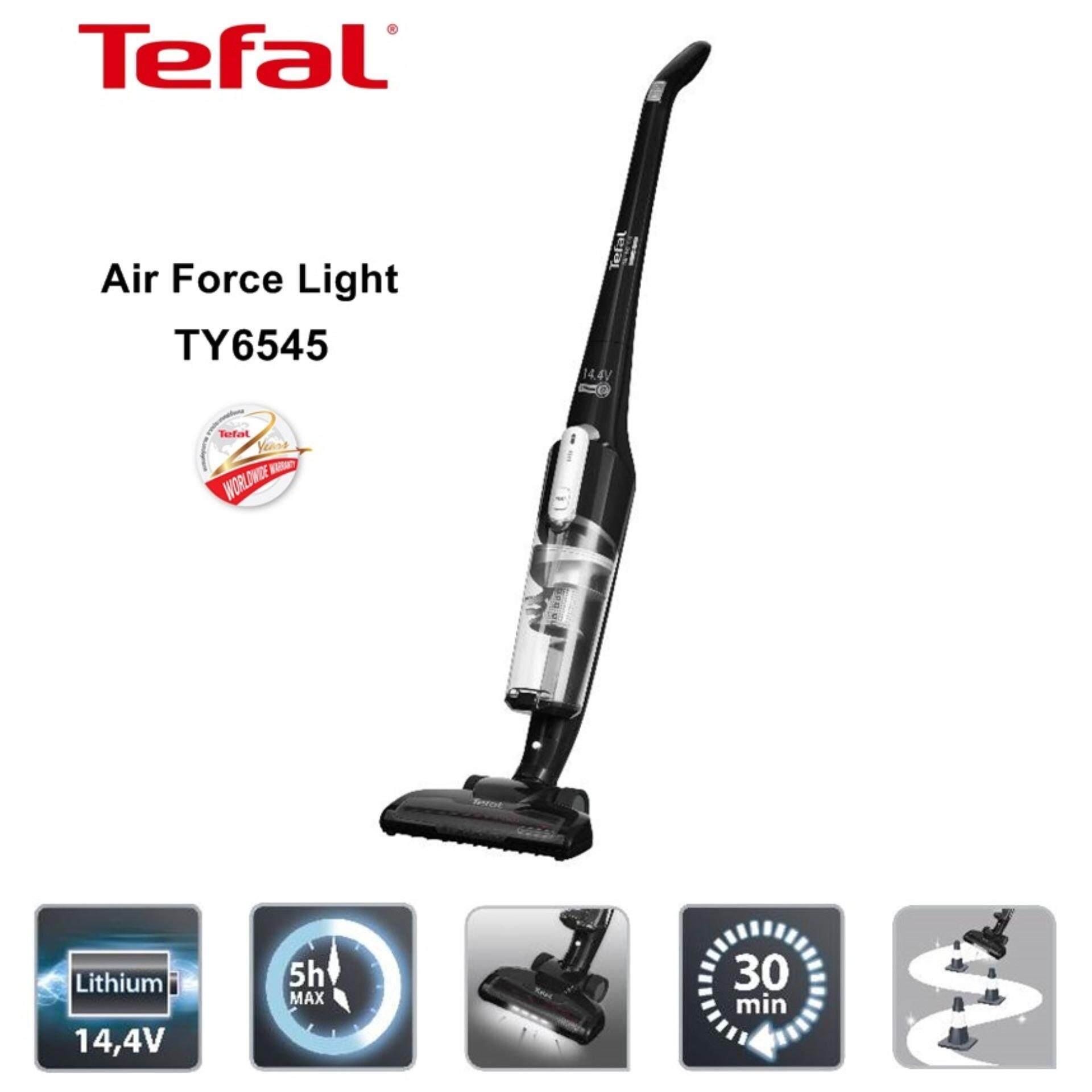 TEFAL เครื่องดูดฝุ่นไร้สาย14.4V  รุ่น TY6545